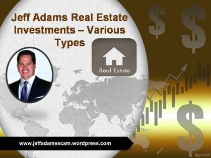 jeff adams real estate
